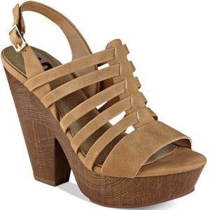 Guess heeled sandals
